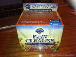 Garden of Life - RAW Cleanse