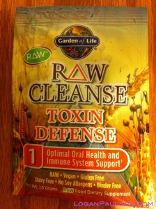 Raw Cleanse Step 1 - Toxin Defense