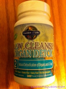 Garden of Life Raw Cleanse Step 2 - Organ Detox