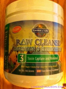 Raw Cleanse Step 3 - Digestion & Elimination